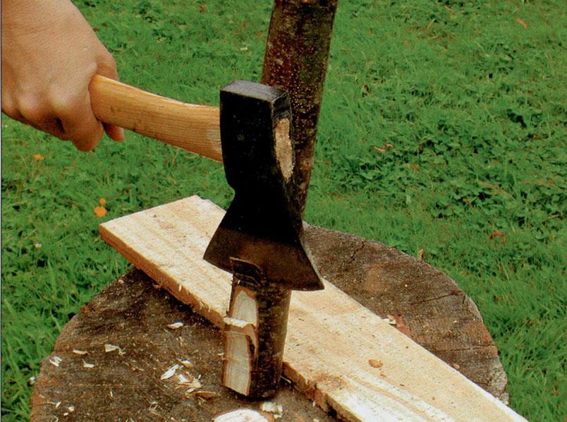 Делаем садовое кресло шаг 1