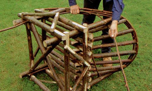 Делаем садовое кресло шаг 8