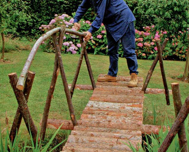 Делаем консольный мост шаг 5