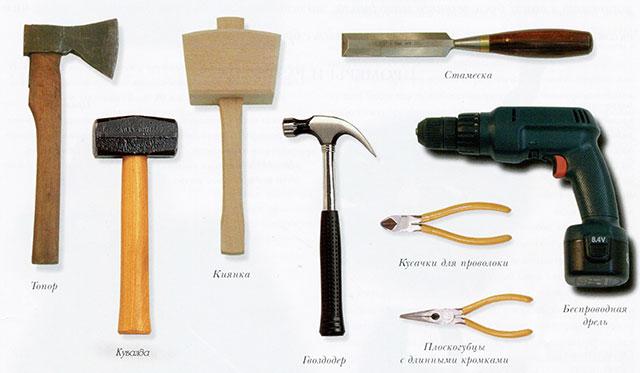 Инструменты для подгонки стыков