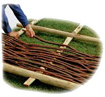 плетение-прутьев